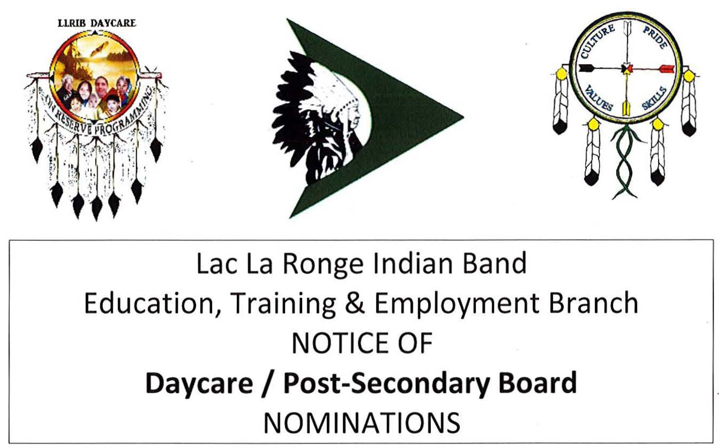 Daycare Post-Secondary Board